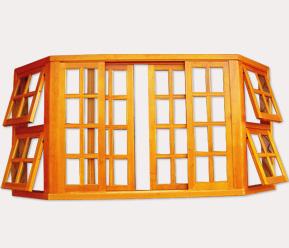 Bay Window Quadriculada